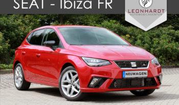 Seat Ibiza FR – 1.0 TSI-116PS|KLIMA|SHZ|FULL LINK|LED|SPORT|EU-Fahrzeug|Tageszulassung voll