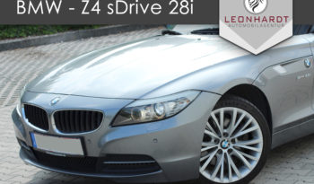 BMW Z4 sDrive 28i – Roadster voll